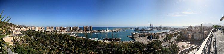 Malaga, Zentrum, Citycentre