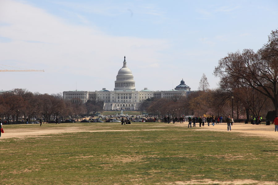 National Mall, Washington