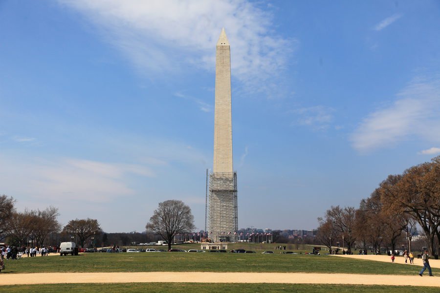 Obelisk iin Washington